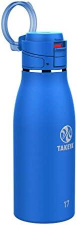 Takeya Traveler 17oz FlipLock BottleCobalt product image