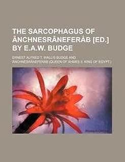 The sarcophagus of Ānchnesrāneferȧb [ed.] by E.A.W. Budge