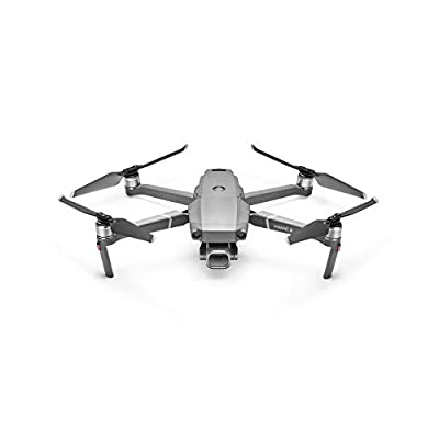 DJI Mavic 2 Pro (UK) - Dron with Hasselblad Camera, 8 Km 1080p Video Transmission, 31-min Max Flight Time, Hyperlapse, HDR Video, f/2.8 f/11 Adjustable Aperture, Mavic 2 Pro Drone - Black