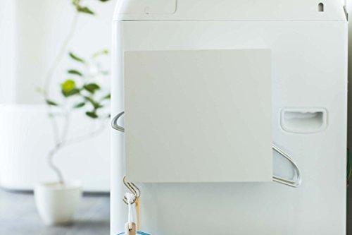山崎実業tosca(トスカ)『洗濯機横マグネットハンガーホルダー』