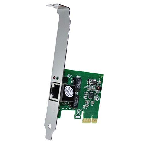 Placa de Rede PCI-e Mymax 10/100/1000 Mbps