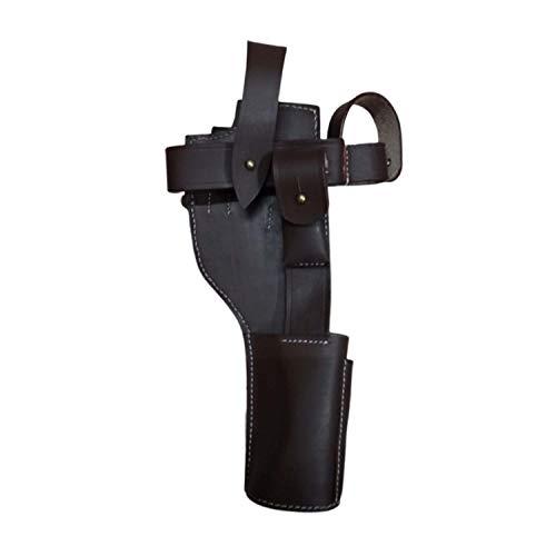 warreplica Deutsch C96 Broomhandle Mauser Holster Braun Farbe - Reproduktion