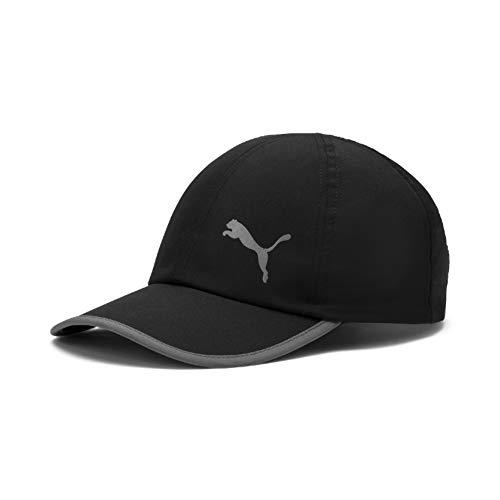 Puma Men's Baseball Cap (2232502 Black-Cat_Adult)