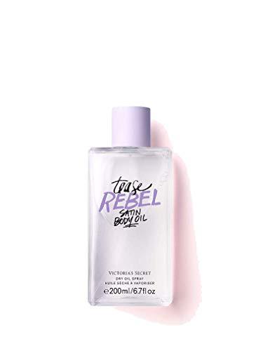 Victoria Secret Dry Satin Body Oil Spray Tease Rebel