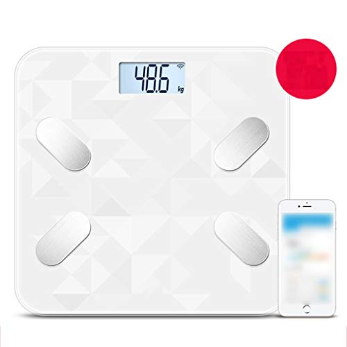 New LITING Weight Scale Intelligent Weight Scale Household Adult Accurate Weight Loss Electronic Wei...