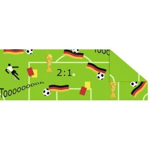 Ludwig Bähr 10 x Fotokarton Fussball 300g/qm 49,5x68cm Pokale