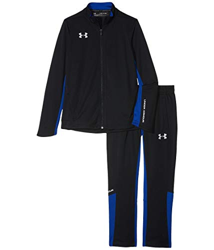 Under Armour Y Challenger II Knit Warm-up Chándal, Niños