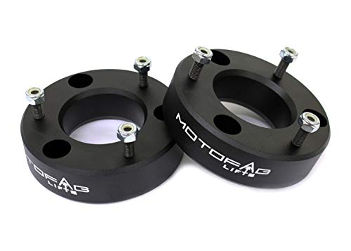 MotoFab Lifts CH-2.5-2.5 in Front Leveling Lift Kit That is compatible with Chevy/Gmc Pickup