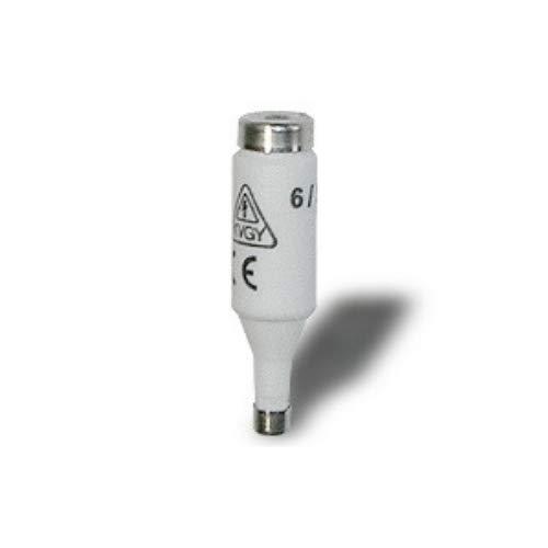 Fusibili D 500V Rapidi F NDZ F 6A FUSIBILI - WIMEX 5300006