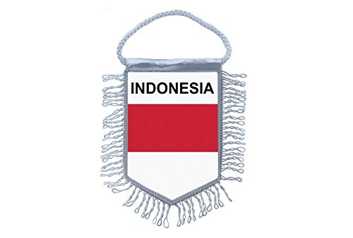 Akachafactory Wimpel minivlag vlag vlag vlag minivlag Indonesië
