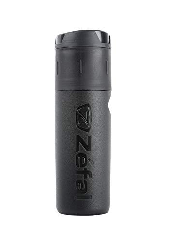 Zefal Unisex– Erwachsene Flaschenbox Z-Box, Schwarz, 25 x 7 x 7 cm, 0.8 Liter