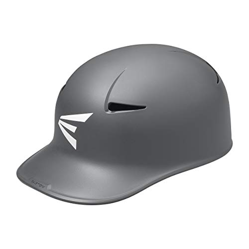 EASTON PRO X Skull Catchers & Coaches Protective Helmet Cap   Large / X Large   Matte Charcoal   2020   Matte Finish   ABS Thermoplastic Shell   Soft Dual Density Foam   BioDri Moisture Wicking Liner