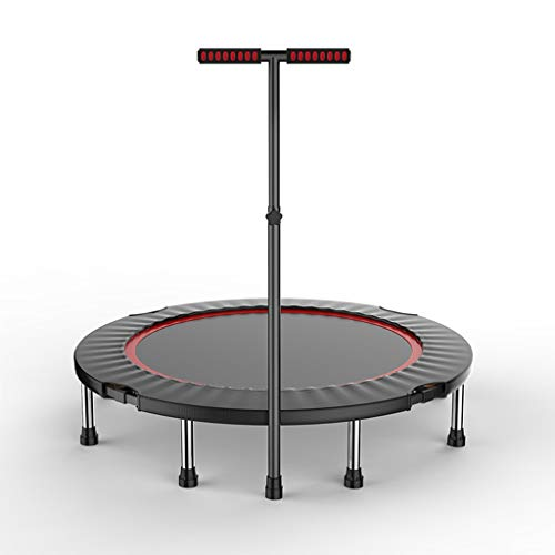 DNSJB Familien-Trampolin für Gewichtsverlust, zusammenklappbar, für Erwachsene, Fitness-Trainingsgerät für Kinder...