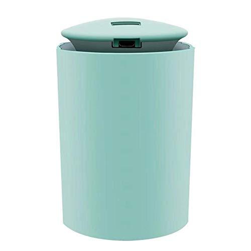 Humidificador De Coche Humidificador De Aire Aroma De Coche Difusor De Aceite Esencial Para Purificador De Aire De Coche Nano Spray Mute Aire Limpio Accesorios De Coche-Verde