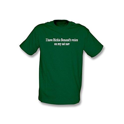 TshirtGrill Bon Scott – Tribute Mädchen Slim Fit T-Shirt, Größe L, Schwarz