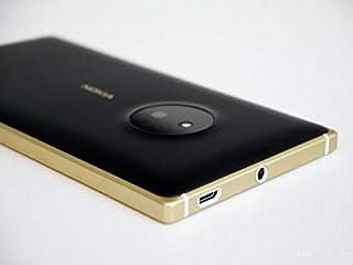 Nokia Lumia 830-16GB, 4G LTE, Black/Gold