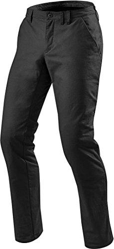 REV'IT! Motorradhose Alpha RF Textilhose schwarz 32/36, Herren, Chopper/Cruiser, Ganzjährig
