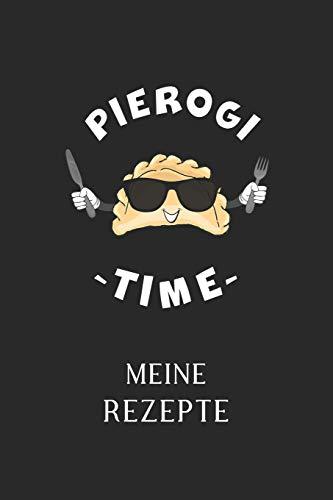 MEINE REZEPTE: | Piroggen & Piroggi & polnische Küche | Kochbuch für 50 eigene Kochrezepte & Rezeptideen | Rezeptbuch zum selber Schreiben | Zum ... DIN A5 103 Seiten | Geschenk für Pole & Polin
