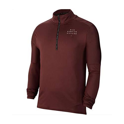 Nike Bluza męska Dvn Element Gx Flsh Sweatshirt wielokolorowa Mystic Dates/Reflective Silv XL