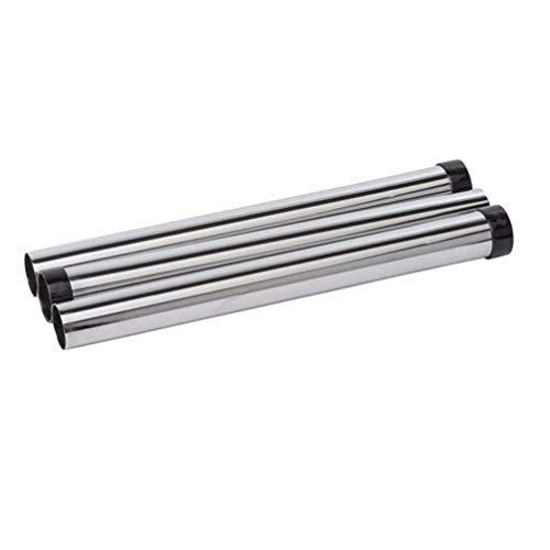 Bosch Professional Rohr für Bosch Professional-Sauger, verchromt, 0,35 m, 35 mm, 2608000575