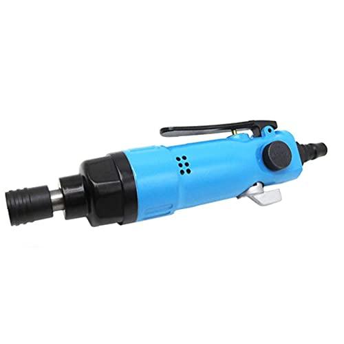 Neumática atornillador a batería Llave de trinquete destornillador eléctrico Llave de grado industrial potente hardware innovador Accesorios de sujeción para el roscado azul componentes