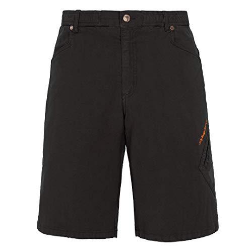 Trangoworld Inca Pant Bermuda pour Homme. S Noir
