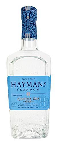 Haymans Dry Gin London 0,7l (41,2% Vol) Spirituose Bar Cocktail Longdrink Gin tonic- [Enthält Sulfite]