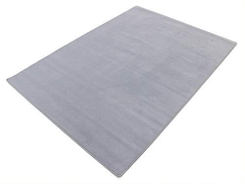 HEVO Romeo grau Teppich   Kinderteppich   Spielteppich 200x300 cm
