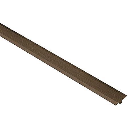 ABGB Schluter VINPRO-U Tile Edging Trim 13//64, Brushed Bronze