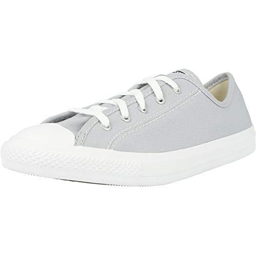 Converse Chuck Taylor All Star Dainty Seasonal Color Zapatillas Moda Mujeres Gris - 36 - Zapatillas Bajas Shoes
