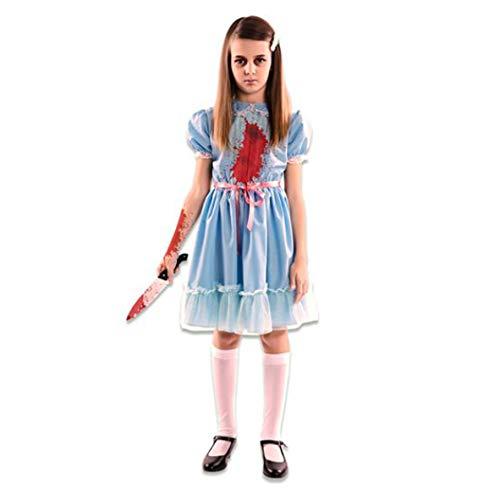 EUROCARNAVALES Disfraz de Gemela Fantasma para niña