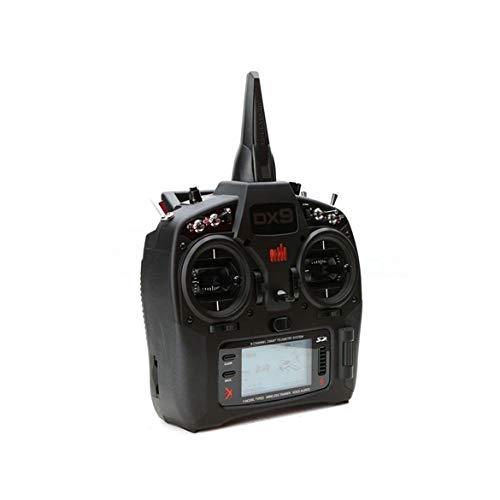 DX9 9-Kanal Black Fernsteuerung, nur Sender, Mode 2