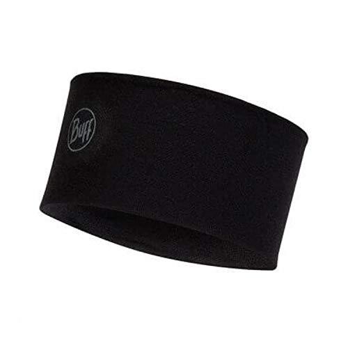 Buff Herren Stirnband 2 Layers, Black, One size, 118173