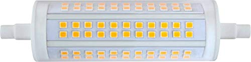LightMe LED EEK A+ (A++ - E) R7s staafvorm 20W warm wit (Ø x L) 29mm x 118mm 1st.
