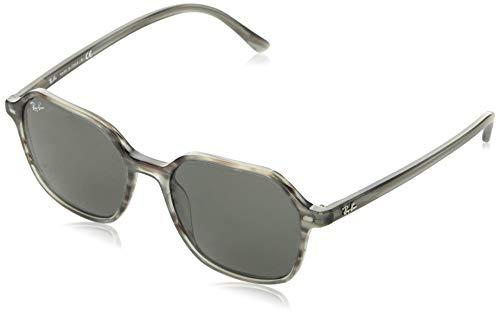 Óculos de sol Ray-Ban Rb2194 John Square, Grey/Dark Grey, 53 mm