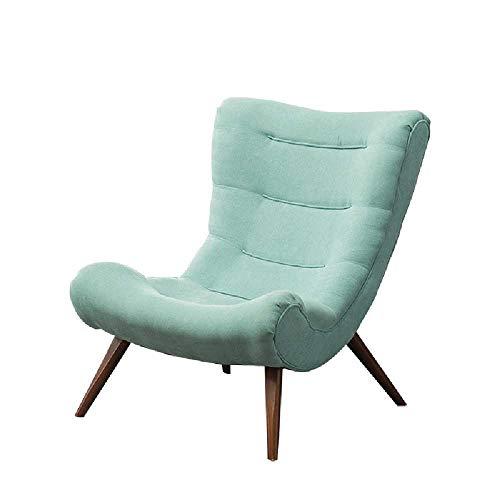 FANTHY Schnecke, Couch, Couch, Schlafzimmer, Balkon-Sofa. Cyan