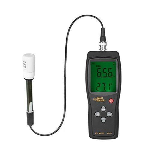 SMART SENSOR AS218 Digital PH Meter 0.00~14.00pH Feuchtigkeitsmessgerät Wasser Boden PH Acidity Tester