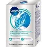 Wpro DWS116 detersivo per lavastoviglie Sale per lavastoviglie Polvere 1 kg 1 pezzo(i)