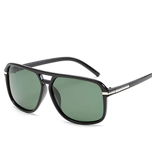 Gafas de Sol Deportivas polarizadas Protección UV 100% Marco Duradero Ajuste Esquí Ciclismo Conducción Correr Pesca para Hombres y Mujeres,B