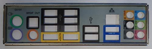 Gigabyte GA-770TA-UD3 Rev.1.0 Blende - Slotblech - IO Shield #30401