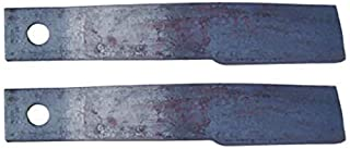 Replacement Bush Hog Rotary Cutter Blades (Pair) Part Number 7555