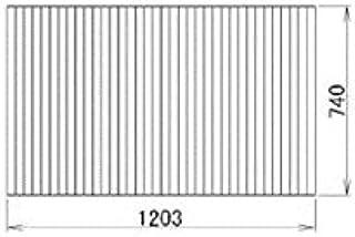 LIXIL メンテナンス部品 住器用部品 バスルーム 浴槽蓋 巻き蓋 740×1203[RMBX026] *製品色・形状等仕様変更になる場合があります*