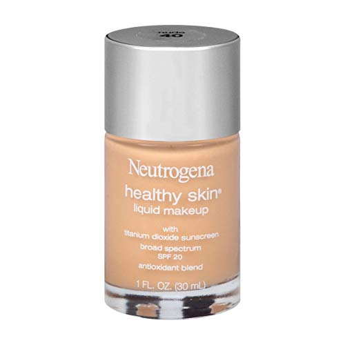 NEUTROGENA - Healthy Skin Liquid Makeup #40 Nude - 1 fl. oz. (30 ml)