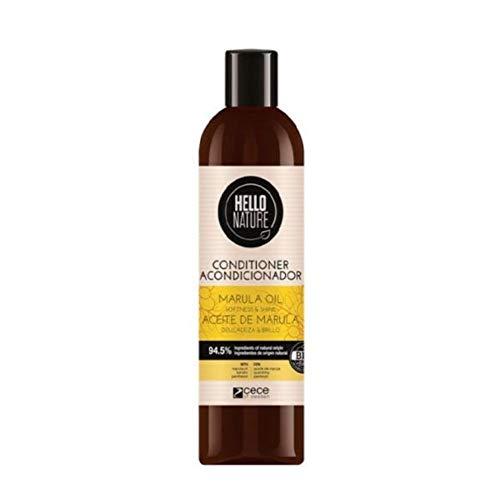 Hello Nature Marula Oil Conditionneur d'huile de marula 300 ml