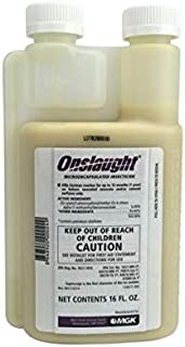 MGK - 10084 - Insecticide Concentrate - Onslaught Microencapsulated Insecticide - 16oz
