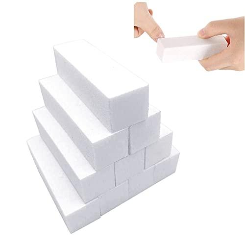 10 Pedazos Professional Blanco Bloque De TampóN De Arte De