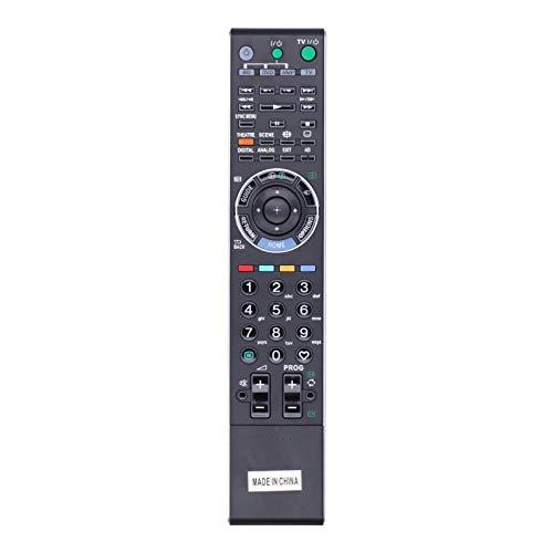 214 RM-L1108 Control Remoto de TV Reemplazo para Sony LCD LED Television RM-ED033 RM-ED019 GA019