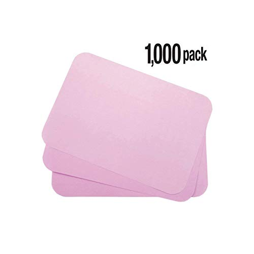 Dental Tray Covers Paper - Size B Tray 8.5