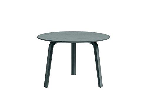 HAY - Bella Coffee Table - Ø 60 x H 39 cm - Brunswick grün - Design - Beistelltisch - Couchtisch - Sofatisch