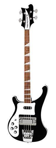 Rickenbacker 4003 LH Jetglo 4-Saiter Linkshänder E-Bass